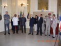(N°61)Photos de la cérémonie de la remise de la carte et de la croix du combattant  le jeudi 1er octobre 2015 à des anciens du TCHAD  et d'autres pays ,  à des militaires d'actives et des réservistes.(Photos de Raphaël ALVAREZ et Raphaël DELLE-CASE) Remise10