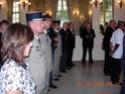 (N°61)Photos de la cérémonie de la remise de la carte et de la croix du combattant  le jeudi 1er octobre 2015 à des anciens du TCHAD  et d'autres pays ,  à des militaires d'actives et des réservistes.(Photos de Raphaël ALVAREZ et Raphaël DELLE-CASE) Remise16