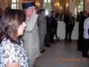 (N°61)Photos de la cérémonie de la remise de la carte et de la croix du combattant  le jeudi 1er octobre 2015 à des anciens du TCHAD  et d'autres pays ,  à des militaires d'actives et des réservistes.(Photos de Raphaël ALVAREZ et Raphaël DELLE-CASE) Remise21