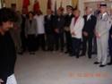 (N°61)Photos de la cérémonie de la remise de la carte et de la croix du combattant  le jeudi 1er octobre 2015 à des anciens du TCHAD  et d'autres pays ,  à des militaires d'actives et des réservistes.(Photos de Raphaël ALVAREZ et Raphaël DELLE-CASE) Remise24