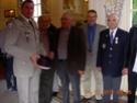 (N°61)Photos de la cérémonie de la remise de la carte et de la croix du combattant  le jeudi 1er octobre 2015 à des anciens du TCHAD  et d'autres pays ,  à des militaires d'actives et des réservistes.(Photos de Raphaël ALVAREZ et Raphaël DELLE-CASE) Remise26
