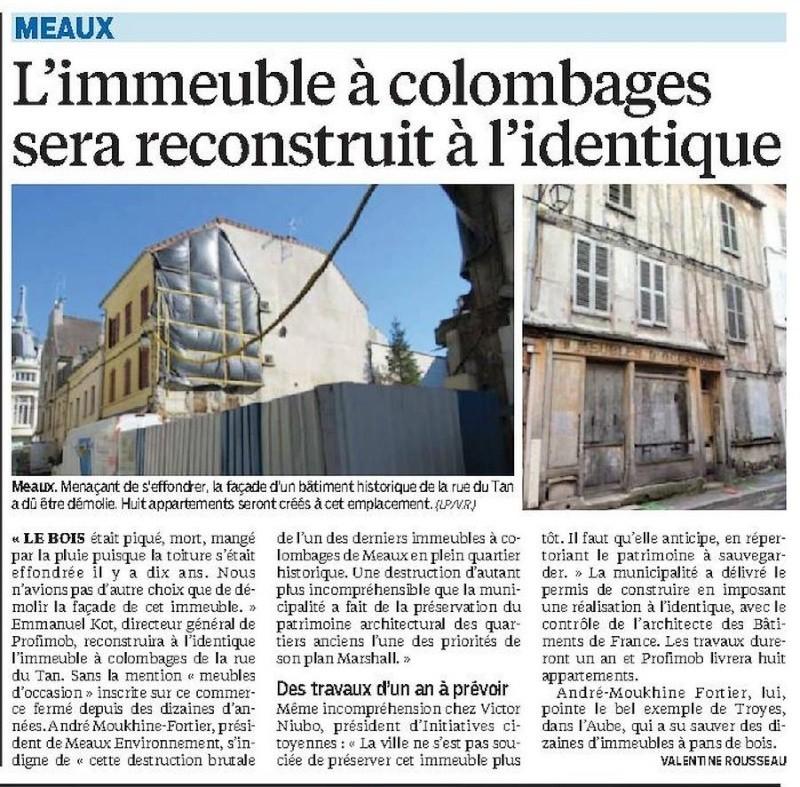 Destruction SCANDALEUSE rue du Tan ! 12115410