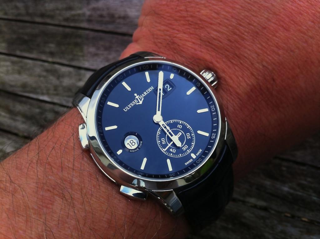 Feu de vos Dual Time - GMT - Worldtimer Image43