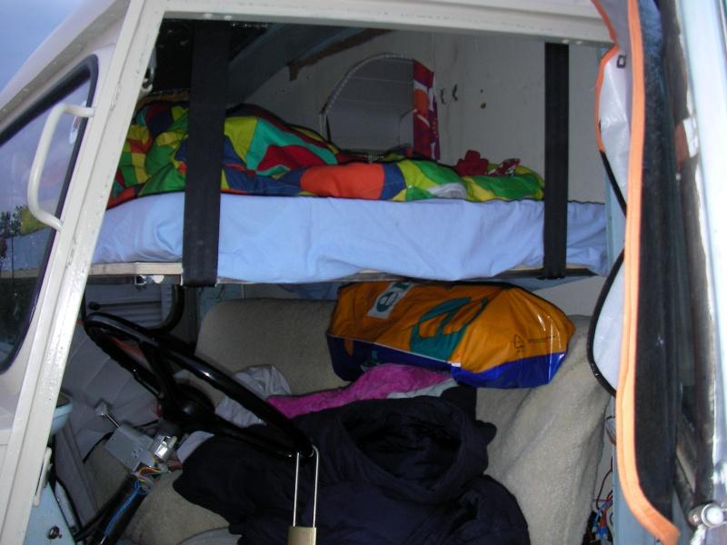 Présentation & Restauration : Transformation d'un type H en camping car moderne ! Sany5411