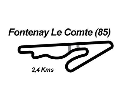 Fontenay le Comte : nouveau circuit Traca_10