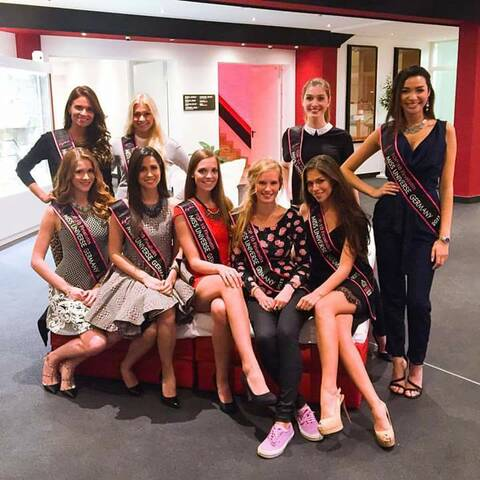 Miss Universe Germany 2015 - Top 10! - Page 3