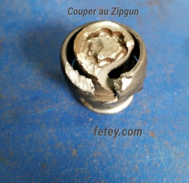 Enlever un boulon récalcitrant ou lock nut d'une roue Mag en le chauffant 2015-110