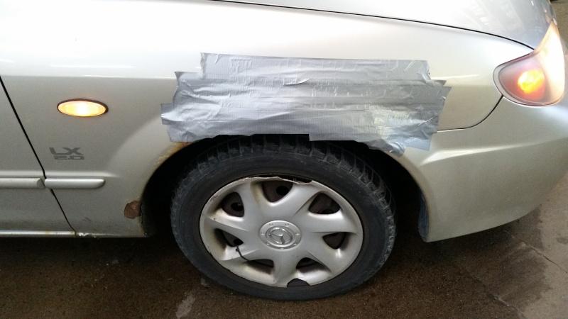 Mazda Protegé édition... 20151115
