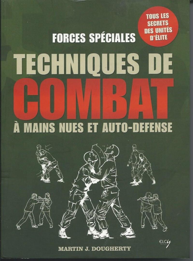 """""""Techniques de combat à mains nues et auto-défense""""  Doughe10"""