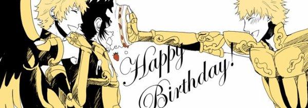 Joyeux anniversaire Virgo No Shaka 30864710