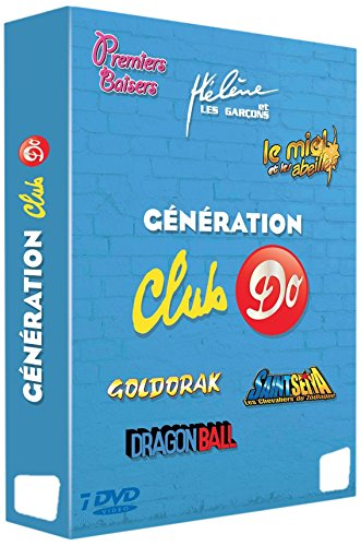Coffret DVD Génération Club Do 51rlau10