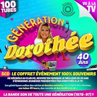 CD Génération Dorothée 81ihry11