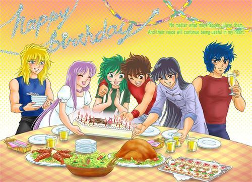Joyeux anniversaire Virgo No Shaka Happy_10