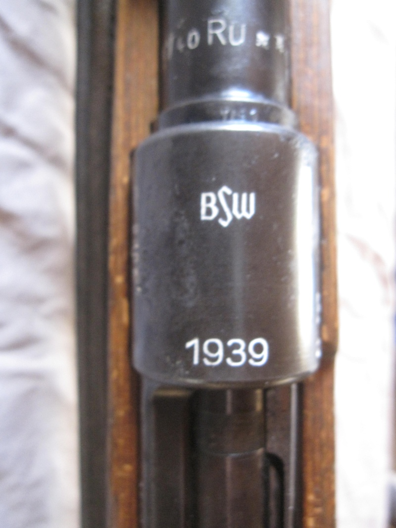 98K : marquages de boitier 01011