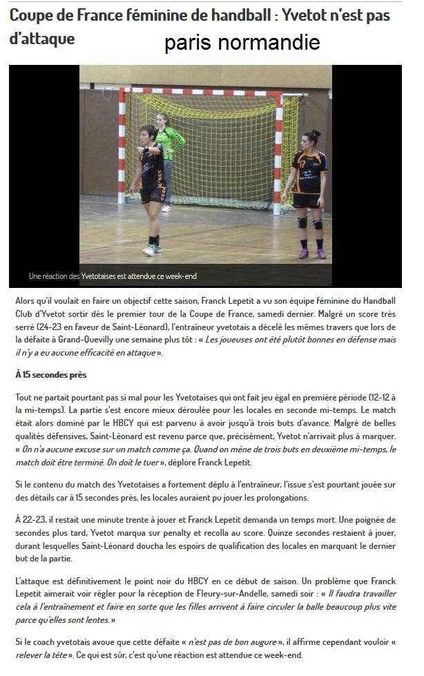 Yvetot HBC - Page 4 Sans_t22
