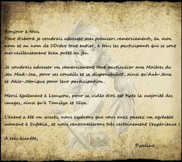 [CR] La Fête de L'Orme Blanc Lettre11