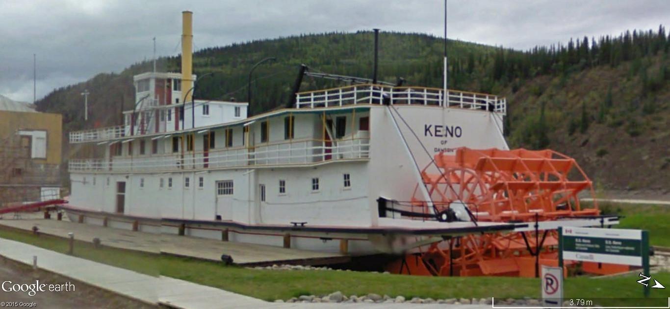 Dawson City, ville témoin de la ruée vers l'or du Klondike. - Page 2 Dawson16