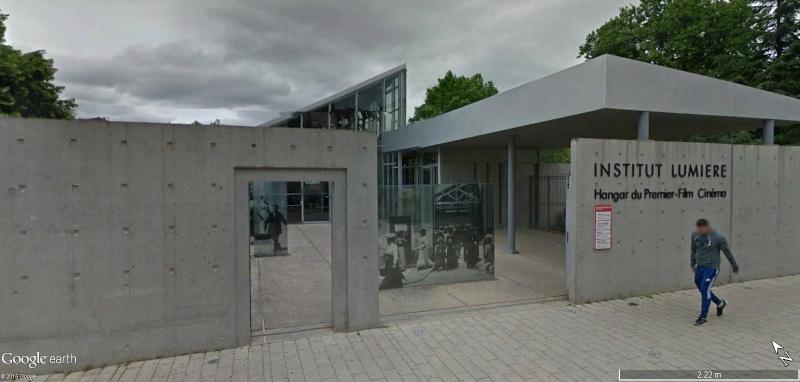 Institut Lumière, Cinémathèque de Lyon, France Instit10