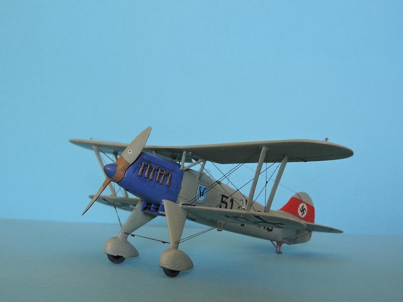 [icm) heinkel 51 Heinke50