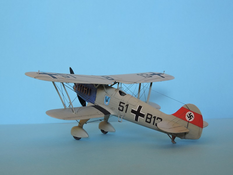 [icm) heinkel 51 Heinke51