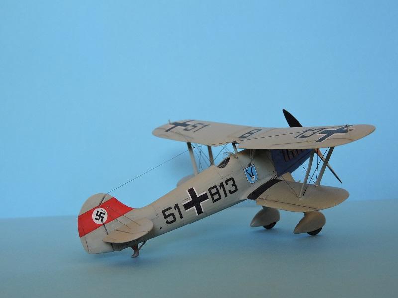 [icm) heinkel 51 Heinke52