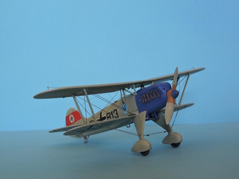 [icm) heinkel 51 Heinke53