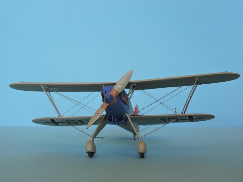 [icm) heinkel 51 Heinke54