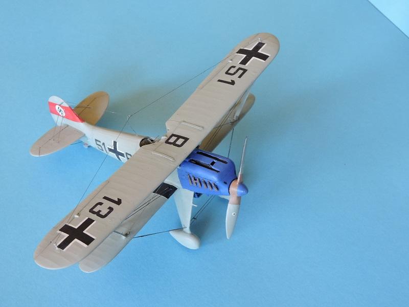 [icm) heinkel 51 Heinke56