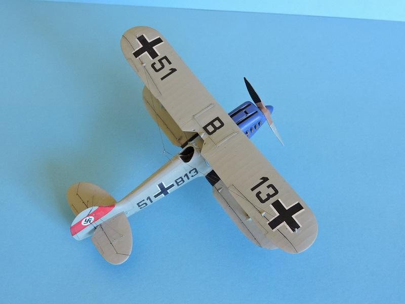 [icm) heinkel 51 Heinke57