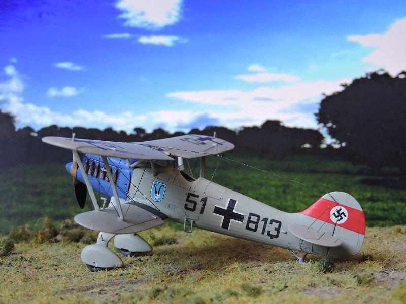 [icm) heinkel 51 Heinke61