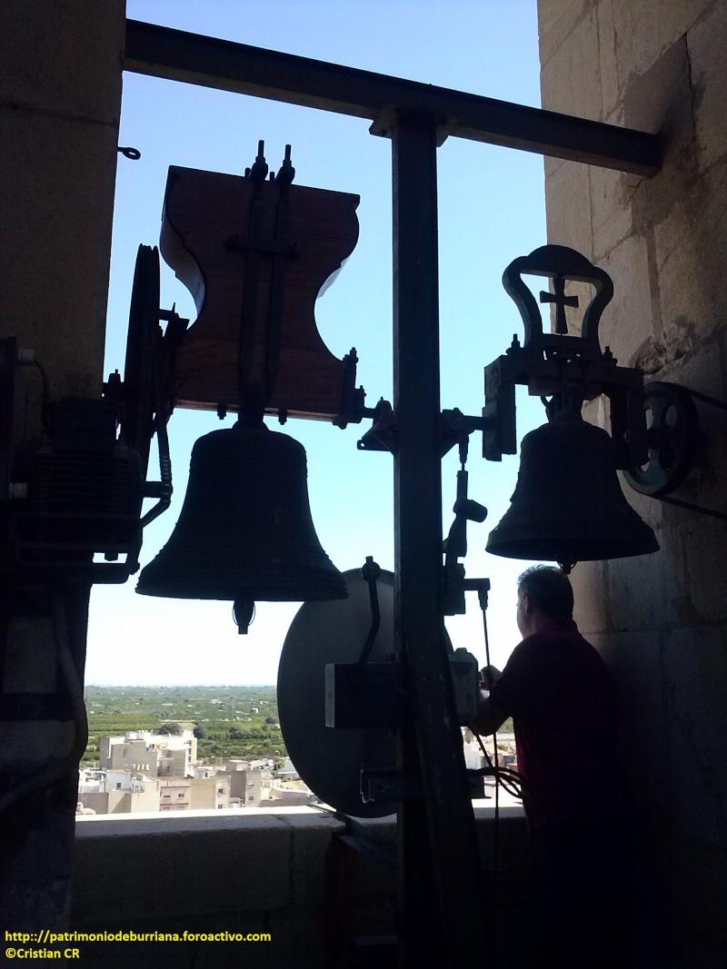 El Templat, campanario de Burriana 2012-013