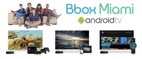 Bouygues Telecom ouvre le bêta-test d'Android TV sur Bbox Miami Androi11