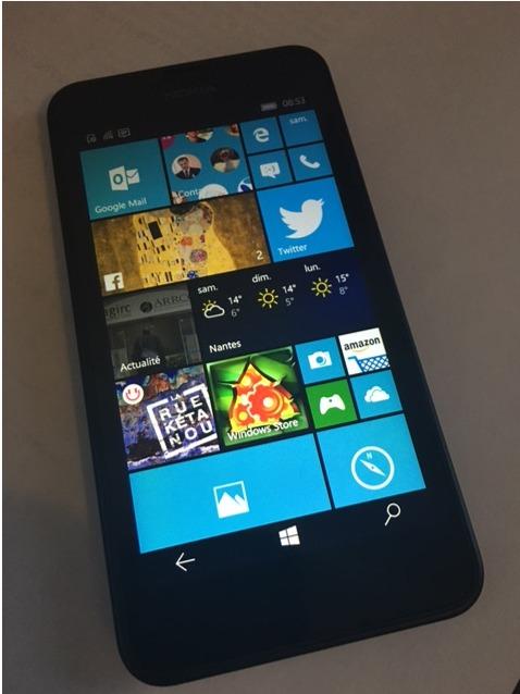 Les Lumia 950 et 950XL en précommande dès le 23/11 chez Bouygues Telecom Lumia611