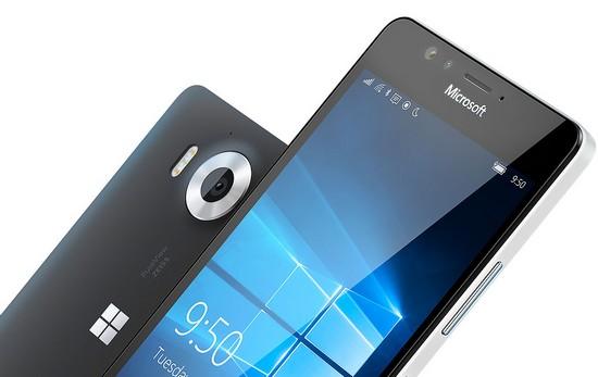 Les Lumia 950 et 950XL en précommande dès le 23/11 chez Bouygues Telecom Lumia910