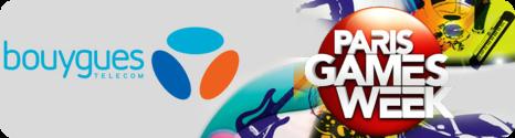 La 4G+ de Bouygues Telecom présente à la Paris Games Week sur l'espace GAME ONE News2111