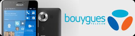 Les Lumia 950 et 950XL en précommande dès le 23/11 chez Bouygues Telecom News2323