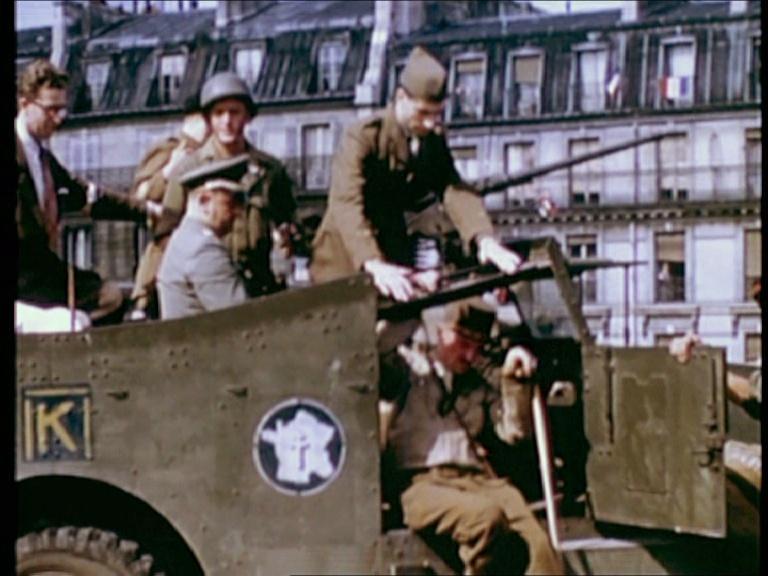 Scout car Mounette Cap10710