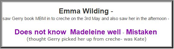 Was Madeleine seen after Sunday? - Page 5 Emma_w12