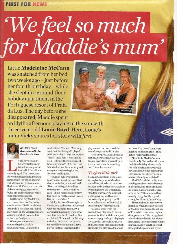 Was Madeleine seen after Sunday? - Page 3 Firstm14