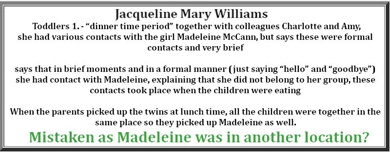 Was Madeleine seen after Sunday? - Page 5 Jaquel11