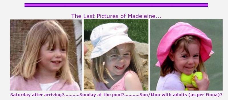 Was Madeleine seen after Sunday? - Page 6 Maddie11