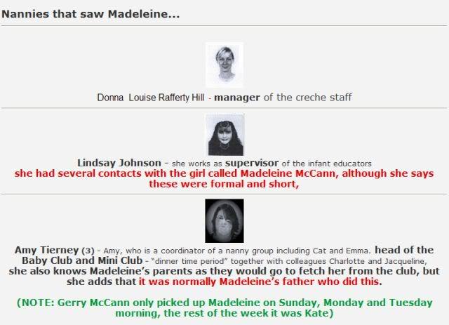 Was Madeleine seen after Sunday? - Page 5 Nannie10