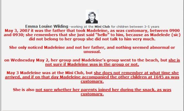 Was Madeleine seen after Sunday? - Page 5 Nannie14