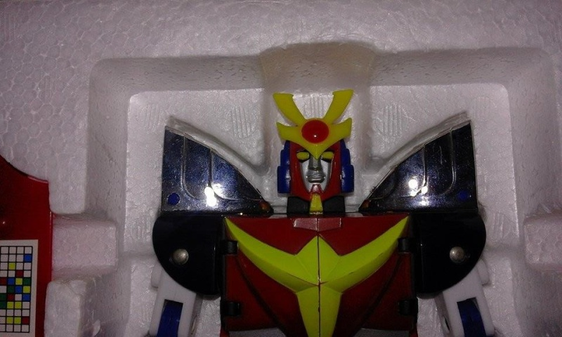 Daitarn 3 DX made in japan NEAR MINT 710