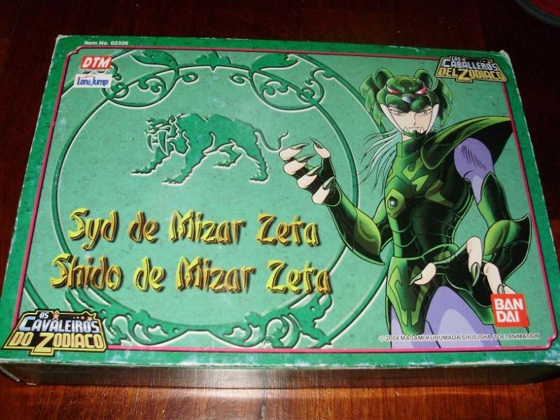 Cavalieri dell Zodiaco in scatola MESSICANA---MAI VISTI IN RETE!!! Mizar110