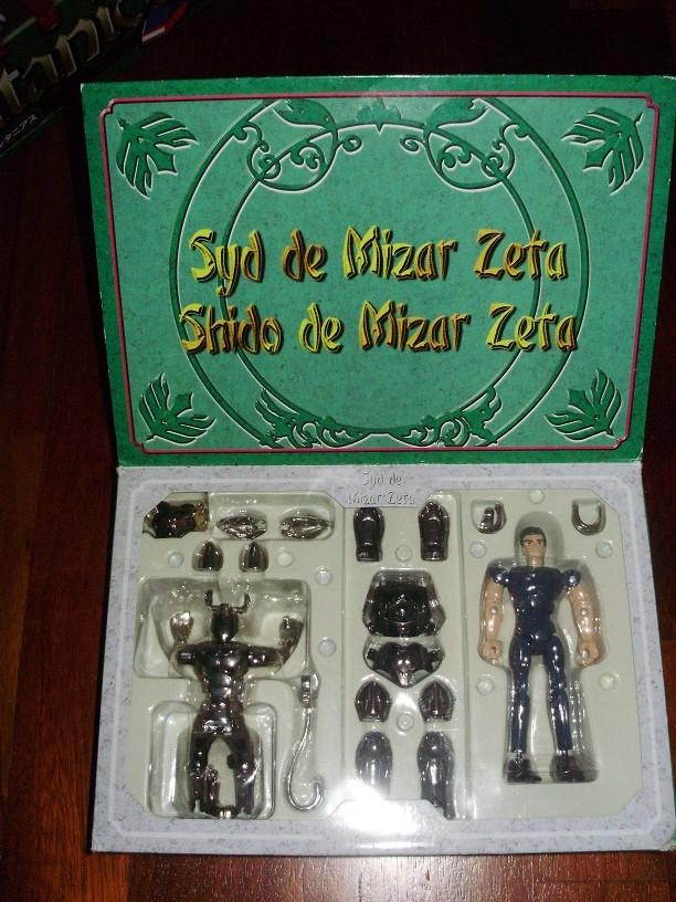 Cavalieri dell Zodiaco in scatola MESSICANA---MAI VISTI IN RETE!!! Mizar210