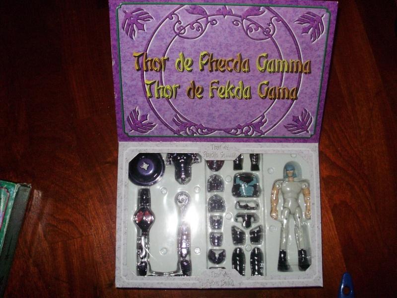 Cavalieri dell Zodiaco in scatola MESSICANA---MAI VISTI IN RETE!!! Thor210