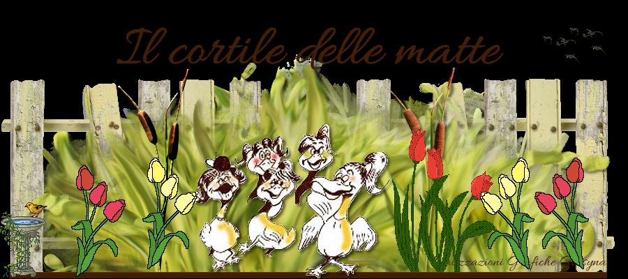 IL CORTILE DELLE MATTE