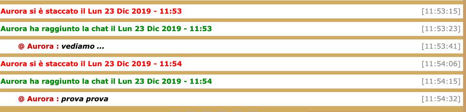 Modifica chatbox Scherm61