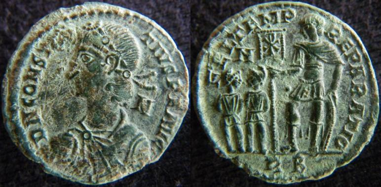 Monnaies de ma collection Consta11
